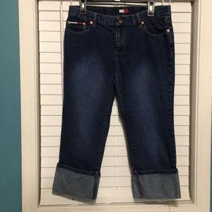 Tommy Jeans Women's Capri Size 13